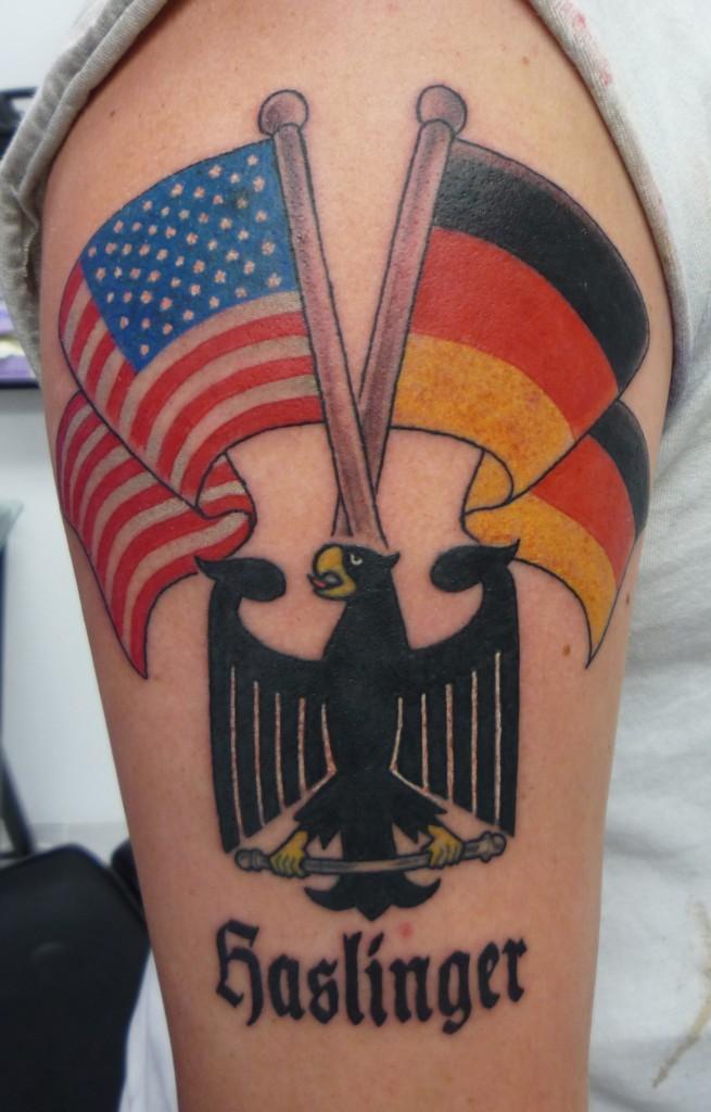 American Tattoo Design and Ideas 9