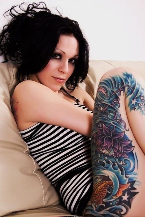 Appealing Tattoos for Women 109