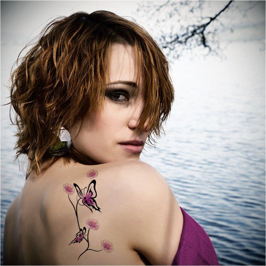 Appealing Tattoos for Women 20