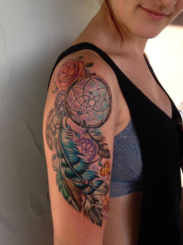 Appealing Tattoos for Women 23