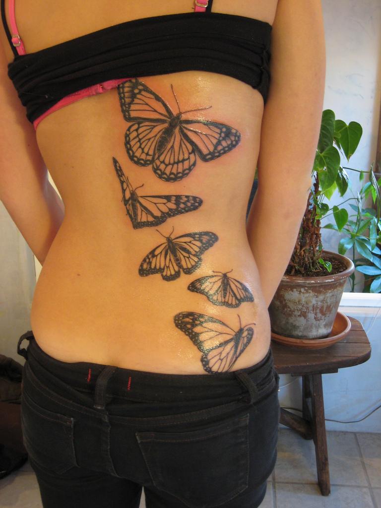 Appealing Tattoos for Women 69