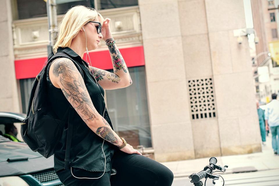 Appealing Tattoos for Women 96