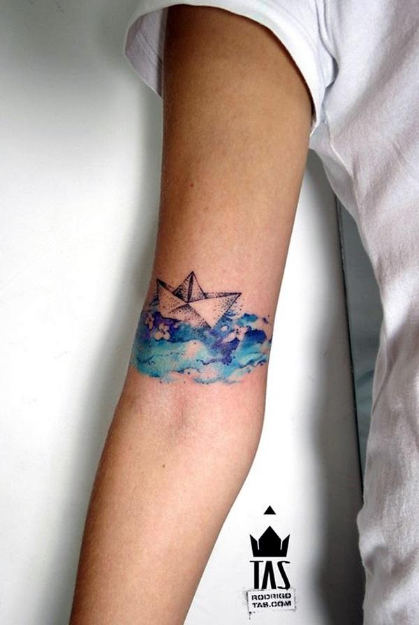 Boat Tattoo Designs 11