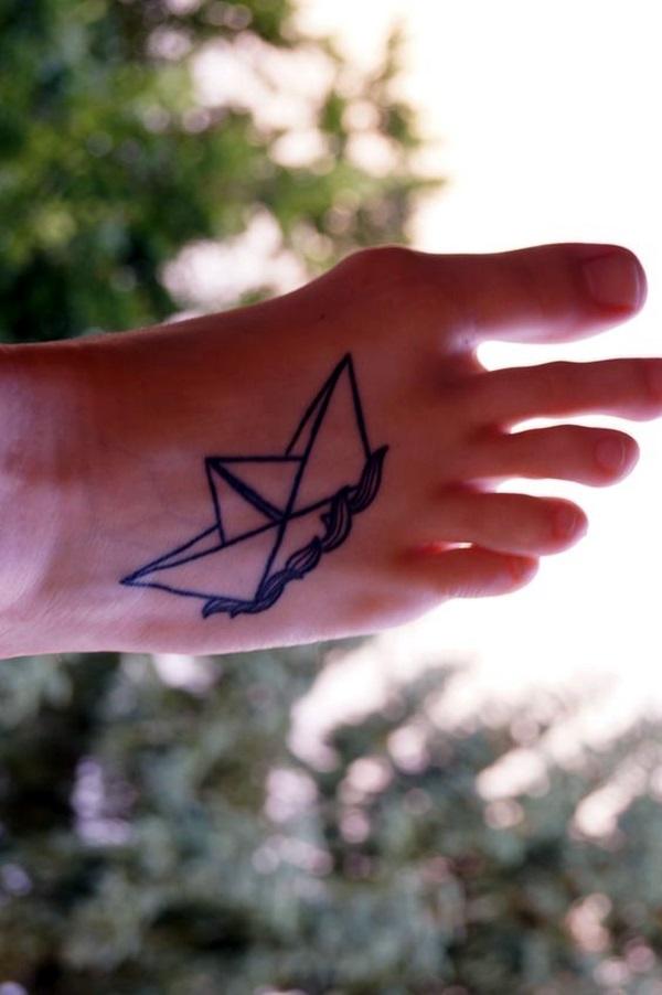 Boat Tattoo Designs 28