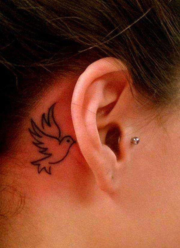 Dove Tattoos 10