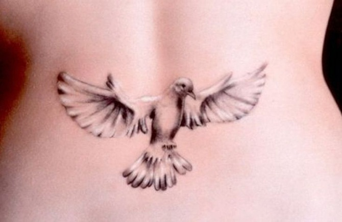 Dove Tattoos 17
