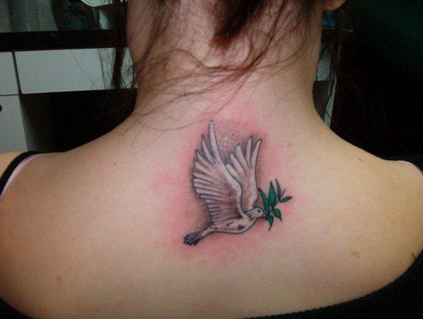Dove Tattoos 36