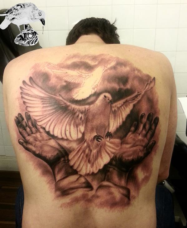 Dove Tattoos 37