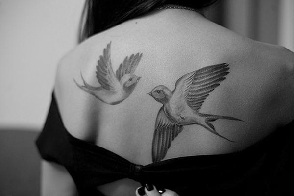 Dove Tattoos 39
