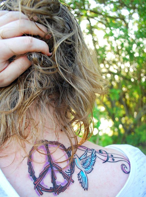 Dove Tattoos 40