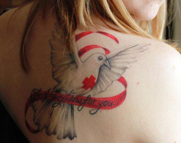 Dove Tattoos 42