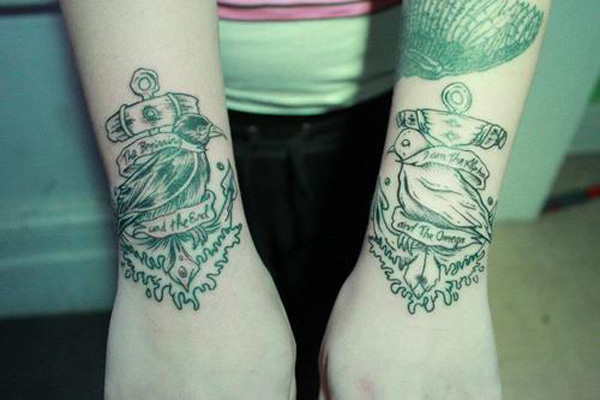 Dove Tattoos 43