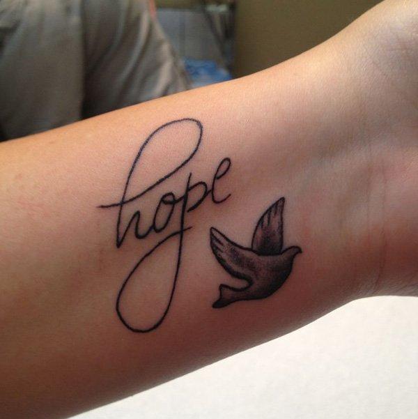 Dove Tattoos 44