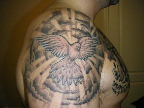 Dove Tattoos 45