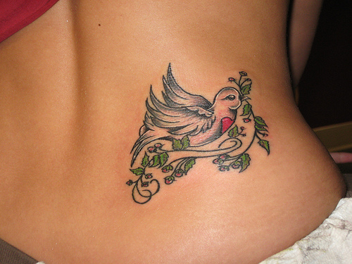 Dove Tattoos 54