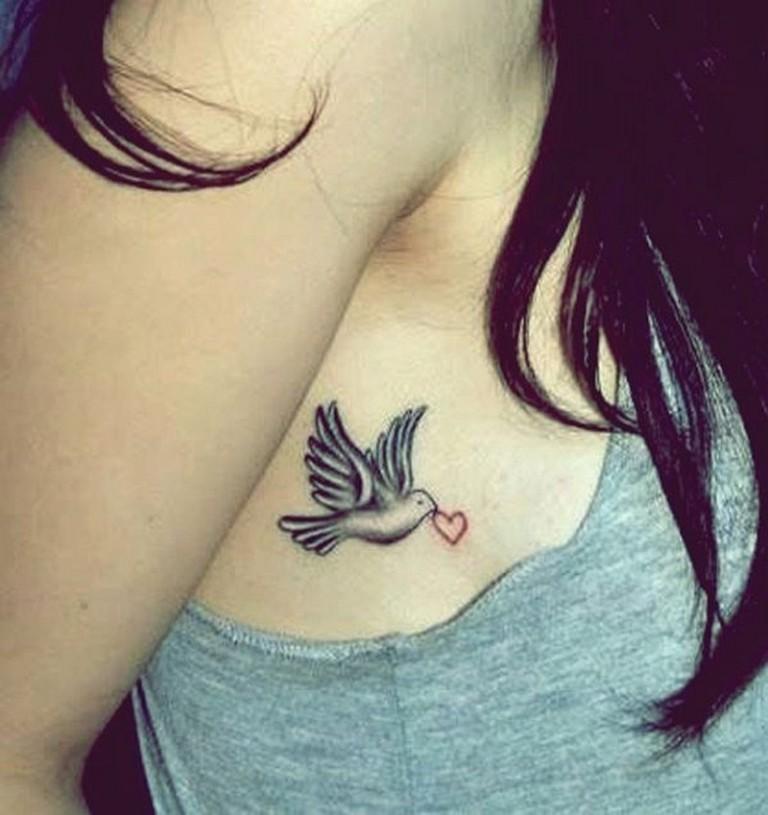 Dove Tattoos 58