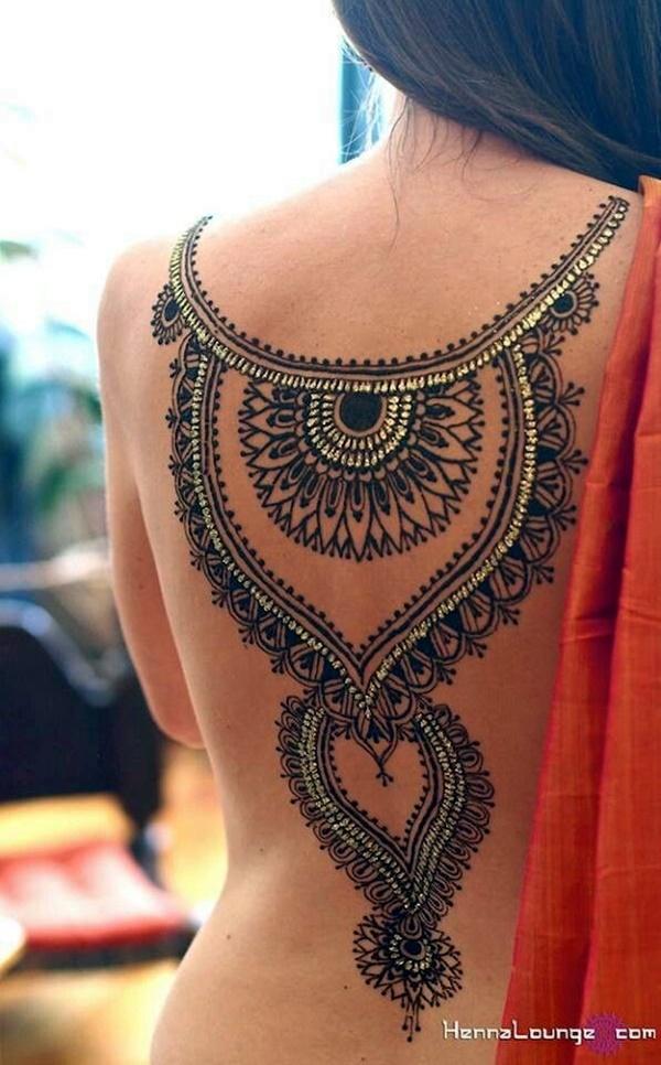Genius Metallic Tattoos Design 20