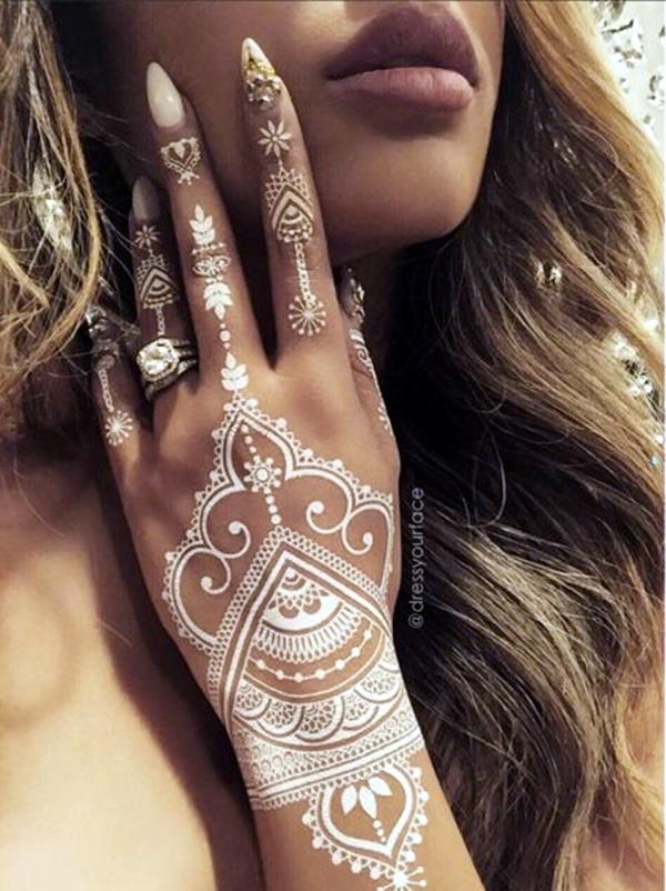 Genius Metallic Tattoos Design 5