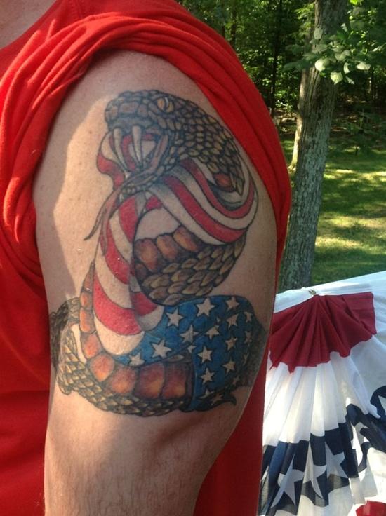 Native American Tattoo Design 3