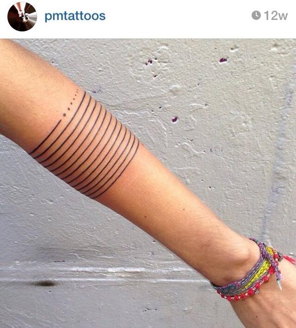 Original Line Tattoo Designs 10