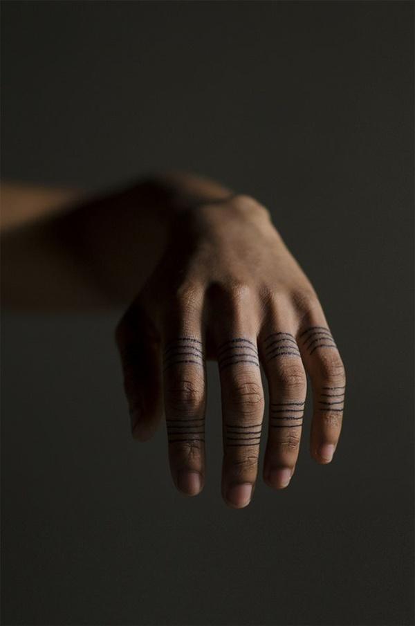 Original Line Tattoo Designs 12