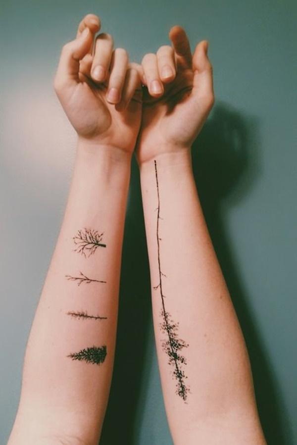 Original Line Tattoo Designs 42