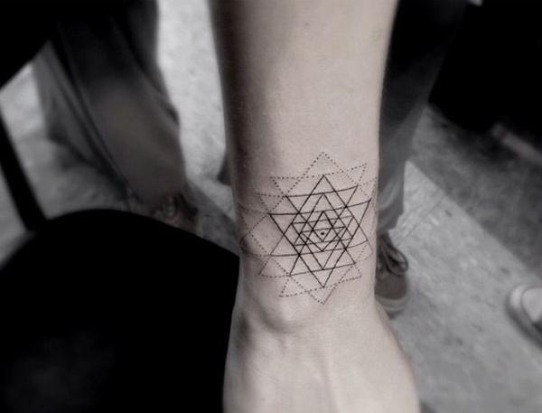 Original Line Tattoo Designs 8