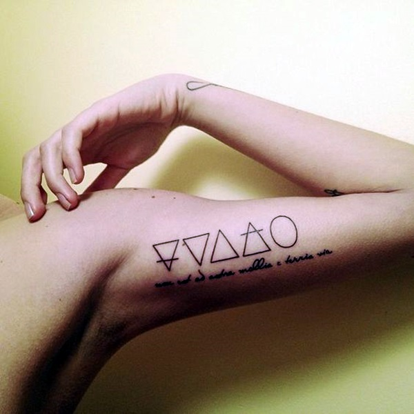 Perfect Elemental Tattoo Ideas 11