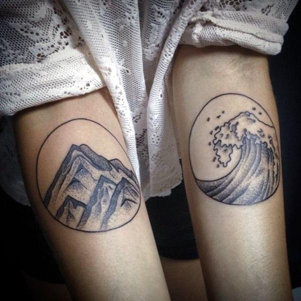 Perfect Elemental Tattoo Ideas 6