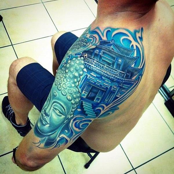Perfect Elemental Tattoo Ideas 7