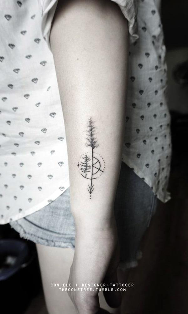 Perfect Elemental Tattoo Ideas 9