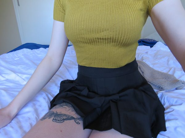 Stimulating Thigh Tattoos 67