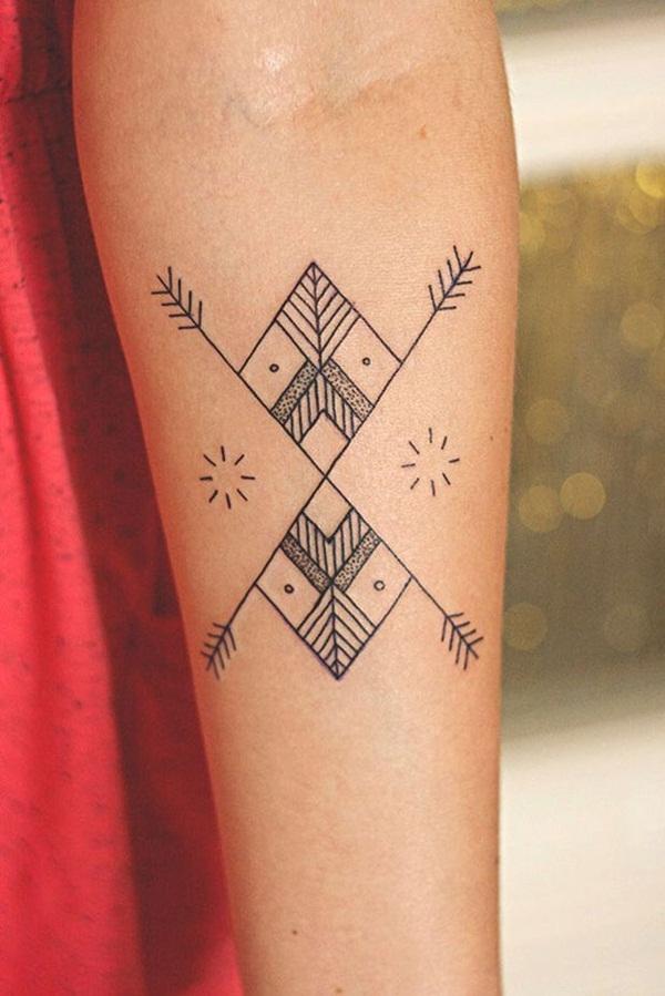 Aztec Tattoo Designs 11