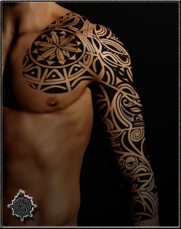 Aztec Tattoo Designs 12