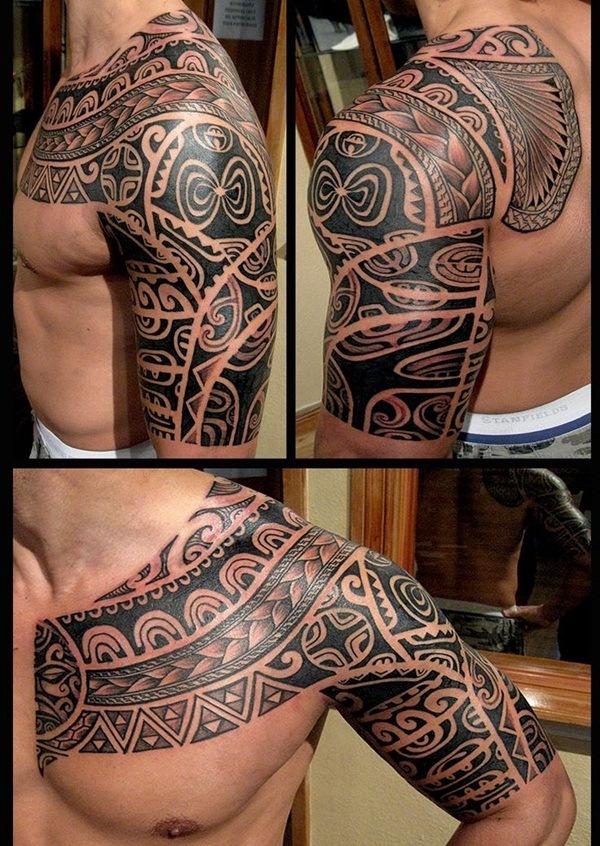 Aztec Tattoo Designs 16