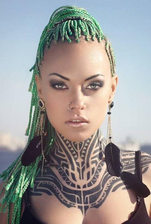 Aztec Tattoo Designs 2