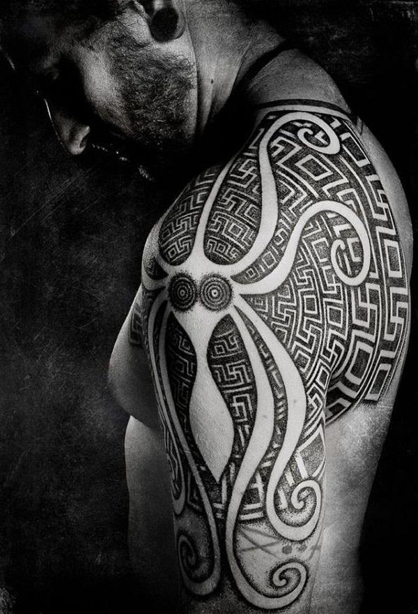 Aztec Tattoo Designs 27