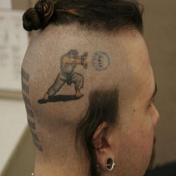 Game Tattoo Designs for Boys and Girls 17