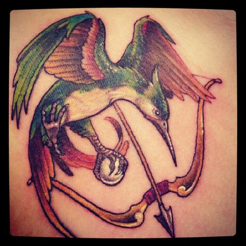 Game Tattoo Designs for Boys and Girls 22