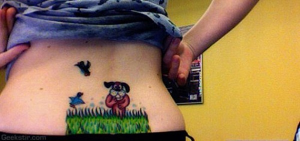 Game Tattoo Designs for Boys and Girls 8