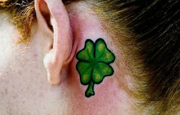 Leaf Tattoo Design Ideas 2