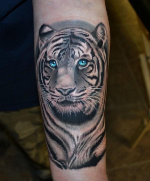 Stunning Black And Grey Tattoos 14