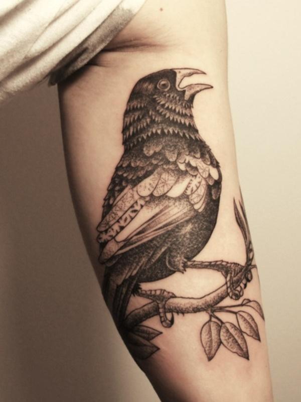 Stunning Black And Grey Tattoos 28