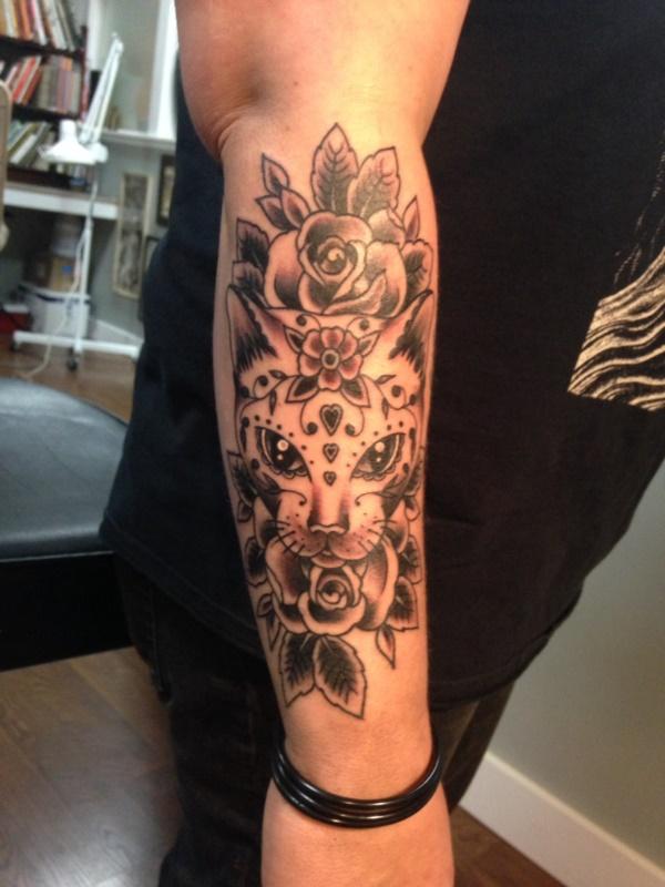 Stunning Black And Grey Tattoos 31