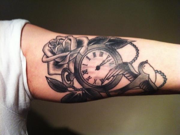 Stunning Black And Grey Tattoos 6