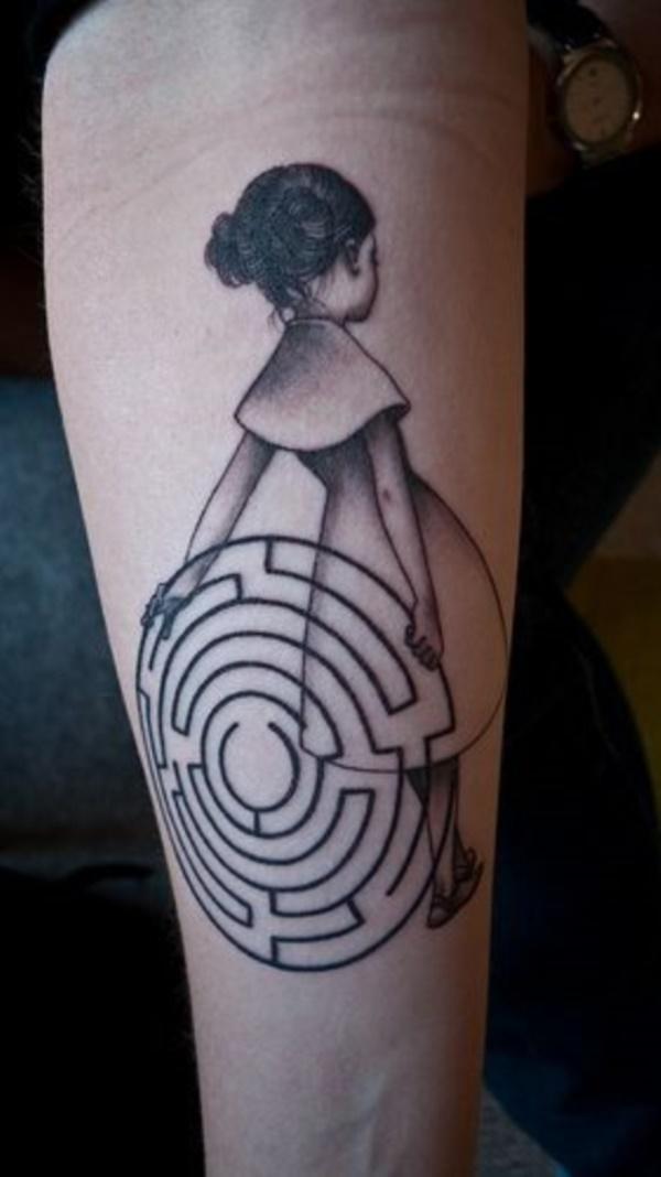 Unique Minimal Tattoo Designs 21
