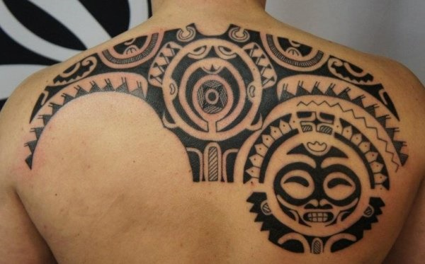 marquesan tattoos for men and women 16