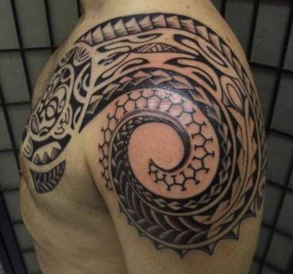 marquesan tattoos for men and women 30