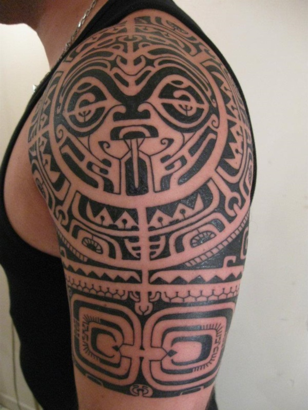 marquesan tattoos for men and women 4
