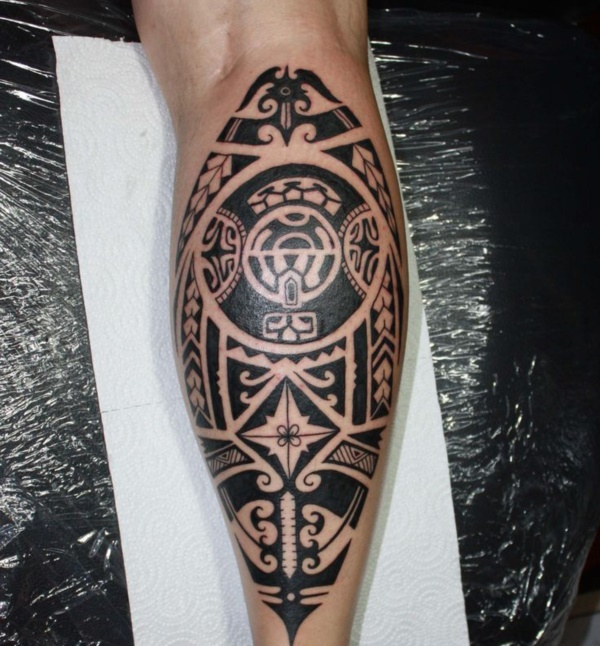 marquesan tattoos for men and women 7